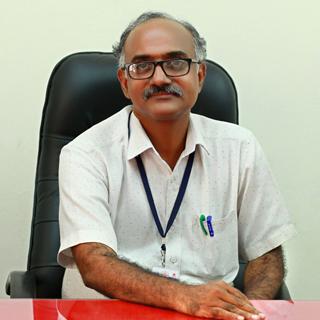Dr K C Remasan, Supdt, GMHC